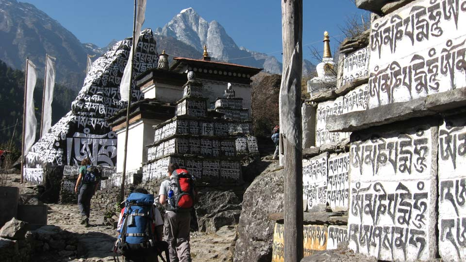 Aussie Action Abroad Trek with a cause Nepal